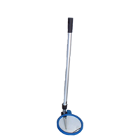 150mm Inspection Mirror with Short Handle